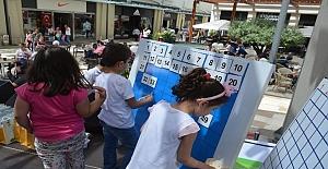 Matematik Sergisi çocukları bekliyor
