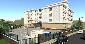 Mehmet Akif Ersoy Okulu yenileniyor