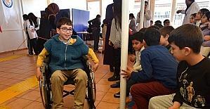 Mersin'de 'Engelleri empati ile aşalım' etkinliği