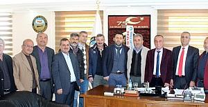 MESO Yönetiminden Kooperatiflere ziyaret