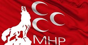 MHP'den Başbakan Yıldırım'ın 'bozkurt işareti'ne yorum