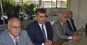 """MHP İl Başkanı Baş:""""Genel Başkanımız Devlet, referandumda kararımız evet"""""""