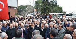 MHP'li meclis üyesi Ahmet Keskin vefat etti