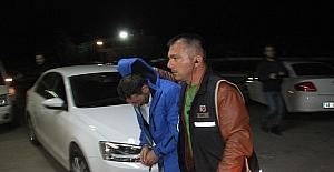 Milas'ta umut tacirleri tutuklandı