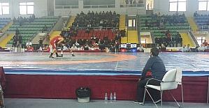 Muşlu güreşçi Türkiye üçüncüsü oldu