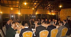 Mustafa Savaş, Kuşadası'nda turizmcilerle buluştu