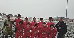 Nevşehir'de U17 maçlarında finale kalan takımlar belli oldu