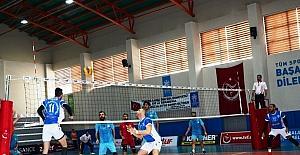 Palandöken Belediyespor, Aksaray Belediyespor'u 3-0 mağlup etti