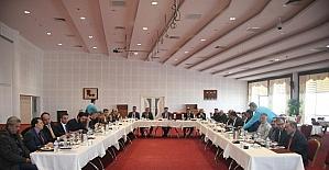 Rektör Karacoşkun'dan göç uyarısı