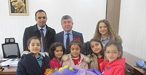 Şanlıurfa'da 129 öğrenciye Milli Eğitim Bakanlığından ödül