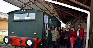 Şehit aileleri Gıdı Gıdı treni ile nostalji yaşadı