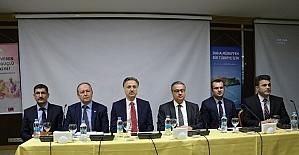 Şırnak'ta 'Cazibe Merkezleri' tanıtım toplantısı düzenlendi