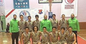 Söke Basket Spor'un genç erkekleri 3. oldu