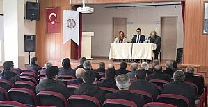 Susuz'da Köylere Hizmet Götürme Birliği Meclis toplantısı yapıldı