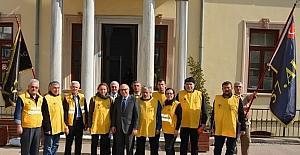 Tekirdağ'dan yürüyerek Çanakkale'ye gidecekler