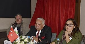 Tepebaşı Belediyesi ve Jose Marti Küba Dostluk Derneğinden 'Fidel Sonrası Küba' söyleşisi