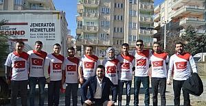 TGK üyeleri, Diyarbakır ve Batman'ı gezdi