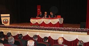 Tokat'ta muhtarlar toplantısı