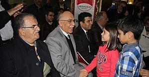 TV Sunucusu Osman Ünlü'ye Kayseri'de Büyük İlgi