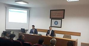 """Uludağ Üniversitesinde """"Hoca Ahmet Yesevi'yi Anlamak"""" konferansı"""