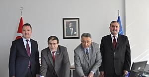 Uşak Üniversitesi ile Ödemiş Milli Eğitim Müdürlüğü arasında protokol imzalandı
