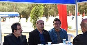Vali Demirtaş, şehit Yelmen'in mevlidine katıldı
