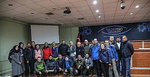 Van'da 'Dağcılık ve Tırmanış Deneyimleri' konferansı