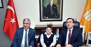 Yeşilyurt Belediyesi ile İnönü Üniversitesi arasında engellilere yönelik işbirliği protokolü
