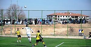 Yeşilyurt Belediyespor 3 puanı 3 golle aldı