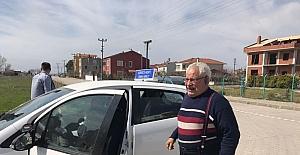 75 yaşında ehliyet aldı