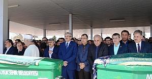 Adalet Bakanlığı Müsteşar Yardımcısı Menteş'in acı günü