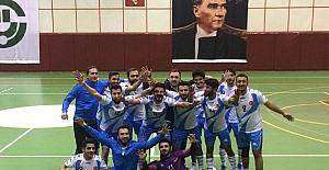 Adana BTÜ'den Ünilig galibiyeti