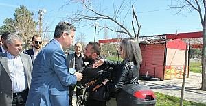 AK Parti Balıkesir Milletvekili Mahmut Poyrazlı: