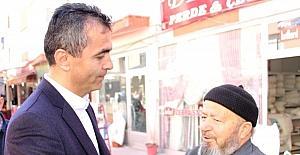 AK Parti İl Başkanı Doğanay'dan CHP'ye sert sözler;