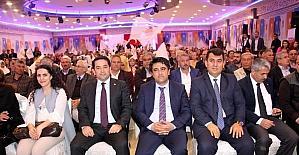 AK Parti Mezitli Danışma Meclisi Toplantısı yapıldı
