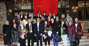 AK Parti Torbalı Kadın Kolları Başkanından Görmez'e ziyaret