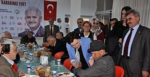AK Parti'den 'Büyüklerimize Hürmet Kararımız Evet' programı