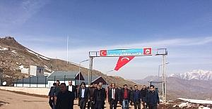 AK Partiden referandum çalışması