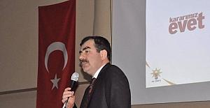 AK Parti'li Erdem'den Aydın'ın 3 ilçesine doğalgaz müjdesi
