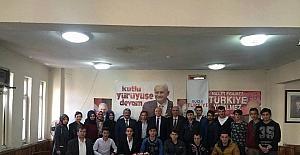 Ali Çetinbaş, Altıntaş'ta