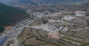 Araç Barajı ile 43 bin 590 dekar zirai alan suya kavuşacak