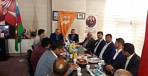 """Asimder Başkanı Gülbey: """"Almanya Ermeni patrik seçimine müdahale ediyor"""""""