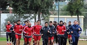Aydınspor 1923 Etimesgut maçına hazırlanıyor