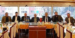Balcıoğlu yeniden TEPAL başkanı