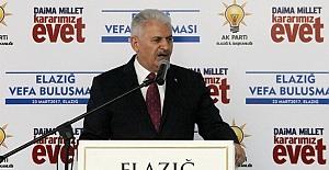 Başbakan: CHP millete güvenmiyor