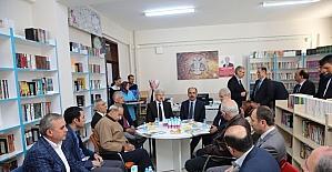 Başkan Altay, TYB üyeleri ile bir araya geldi