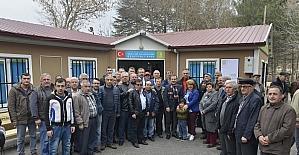 Başkan Ataç Yeşiltepe mahalle sakinleri ile bir araya geldi