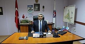 Başkan Fatih Çalışkan'ın Regaip kandili mesajı