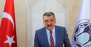 Başkan Gürkan'ın Regaip Kandili kutlaması