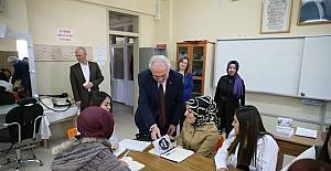 Başkan Kamil Saraçoğlu: Bizim için gençlerin fikir, öneri ve görüşleri çok önemli